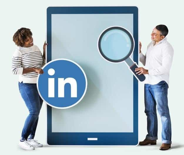 LinkedIn Zoom for brand