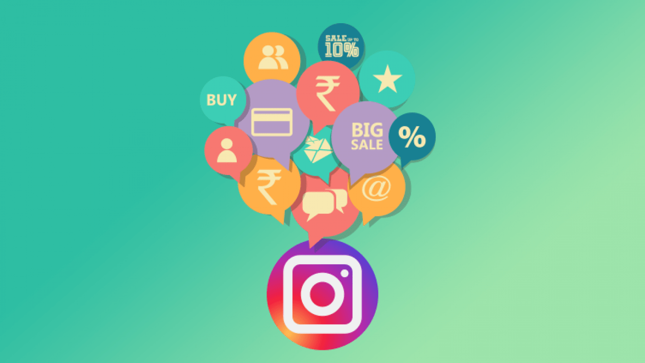 instagram sales features